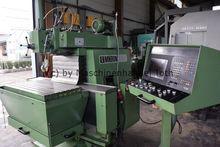 CNC Fräsmaschine Mikron WF 41 C