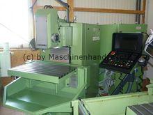 CNC Fräsmaschine Deckel FP 3 NC