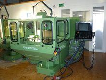 1991 CNC Fräsmaschine Deckel FP