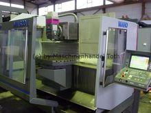 1993 CNC Fräsmaschine Maho 800