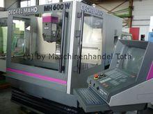 CNC Fräsmaschine Maho 600 W TNC