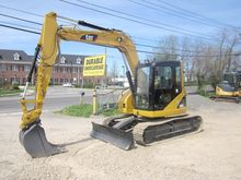 2008 CATERPILLAR 308C CR