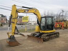 2012 CATERPILLAR 308D CR