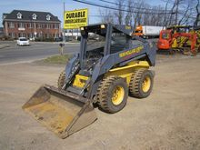 2000 NEW HOLLAND LS180