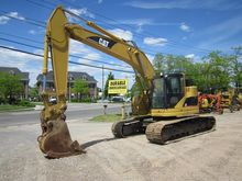 2004 CATERPILLAR 321C LCR