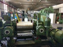 Berstorff Mixing Mill 1000 x 50