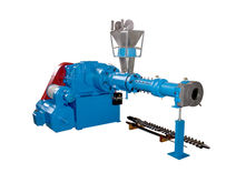 Berstorff Cold Feed Extruder GS