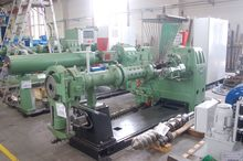 Berstorff Cold Feed Extruder GE