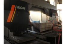 2002 Friggi Gantry saw