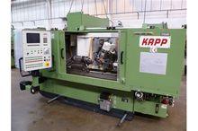 1996 Kapp VAS432 CNC Gear - Gri