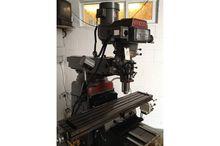 KRV KRV 2000 Turret - Mill