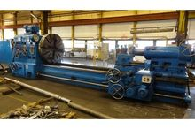 Noble & Lund Roll Lathe
