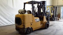 Used 2010 Cat GC55K