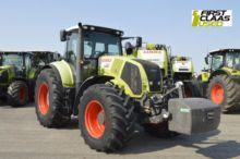 2011 CLAAS Axion 850 CEBIS