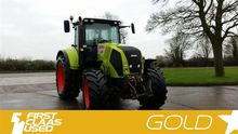 2013 CLAAS Axion 820 C Matic
