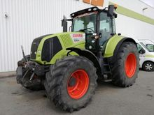 2013 CLAAS AXION 840 CEBIS