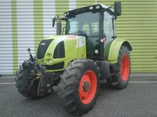 2009 CLAAS ARION 520 CIS T3