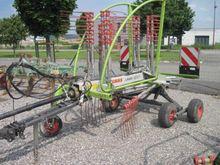 2012 CLAAS LINER 450 T