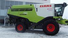 2014 CLAAS LEXION 780