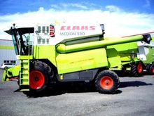 2003 CLAAS MEDION 330