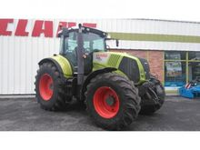 2008 CLAAS AXION 840 CMATIC