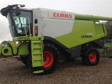2014 CLAAS Lexion 630