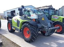 Used 2016 CLAAS SCOR