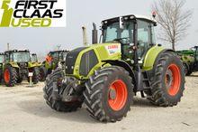 2012 CLAAS Axion 850 CEBIS