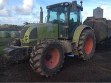 2009 CLAAS ARION 620CIS