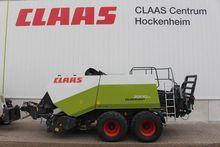 2014 CLAAS QUADRANT 2200 RC ADV