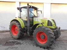 2009 CLAAS ARION640CIS