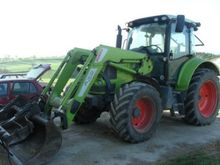 2007 CLAAS ARION 510 CIS