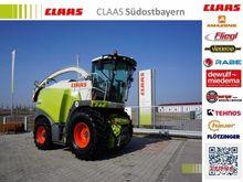 2013 CLAAS JAGUAR 950 Allrad, V