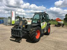 2012 CLAAS SCORPION 7045