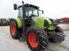 2008 CLAAS ARION 630 CIS