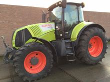 2008 CLAAS Axion 810 Cebis