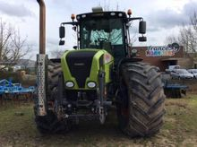 2012 CLAAS XERION 3800