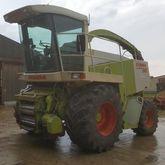 1997 CLAAS JAGUAR 840