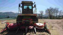 2007 CLAAS JAGUAR 830 4 roues m