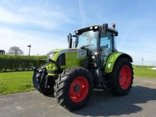 2011 CLAAS ARION 530 CIS