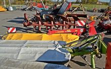 Used 2013 CLAAS 3050