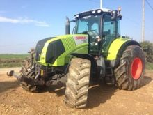2008 CLAAS axion 820 cebis