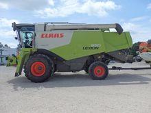 2012 CLAAS LEXION 650