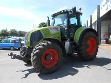 2009 CLAAS Axion 810 Cis