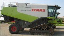 2008 CLAAS LEXION 570 REIS