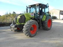 2014 CLAAS TRACTEUR ARION CIS
