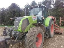 2012 CLAAS AXION 820 CEBIS