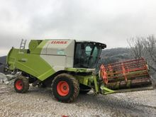 Used 2012 CLAAS TUCA