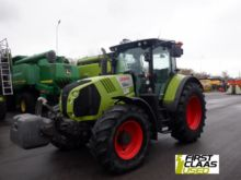 2014 CLAAS ARION 650 T3b