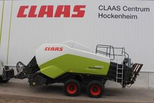 2014 CLAAS QUADRANT 3300 RF TAN